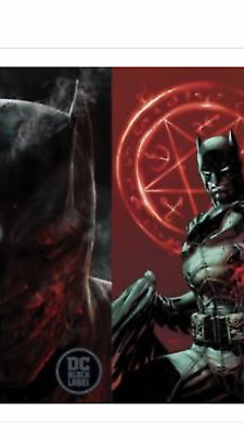 ****Batman Damned #1 Cover A and B, BOTH - CGC 9.8 Pre-Sale!!  Extremely HOT!!!!