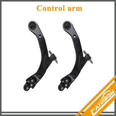 Front Right+Left Side Lower Control Arms For Chevrolet Chevy Cobalt HHR Pontiac