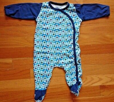 Under the Nile - Organic Cotton Infant Footed Sleeper 3-6 mos