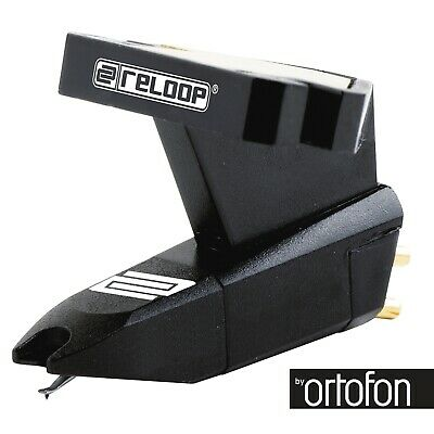 Reloop Ortofon OM Black Cartridge & Stylus