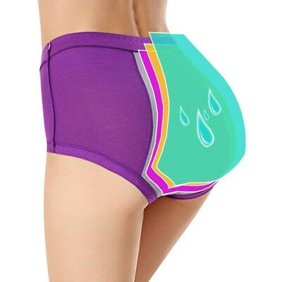 Menstrual Period Physiological Leakproof Underwear Panties High Waist Plus Elast