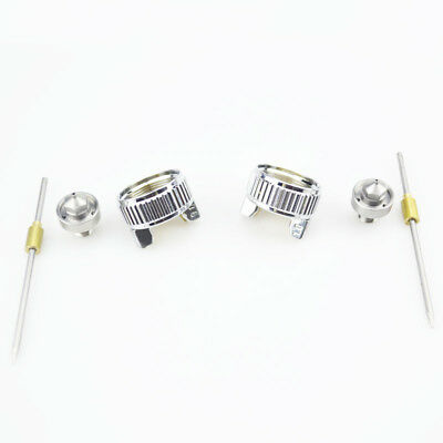 0.8/1.0mm Replace Nozzle Needle Cap Kit Set For HVLP Spray Gun H-2000