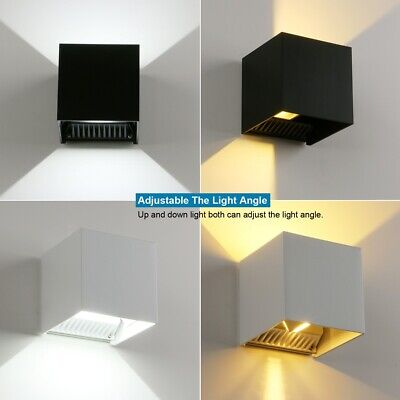 Sconce 20w Modern Led Wall Lamp Up Down