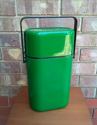 DECOR 2-Bottle Green BYO Insulated Wine Cooler