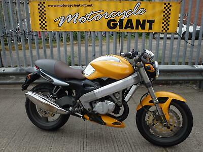 Cagiva Planet 125 2003 ONLY 1,600 MILES Rare fast 2 Stroke
