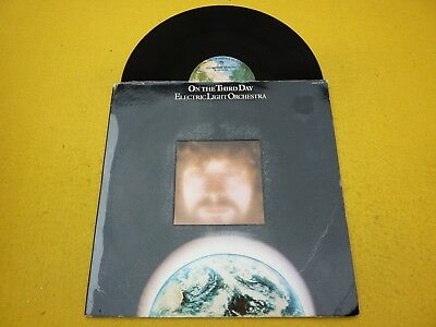 Electric Light Orchestra – On The Third Day (EX/EX) Spanish cover window Lp  ç