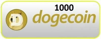 24 Hours Dogecoin (DOGE) Mining Contract Minimum 1000 Dogecoins