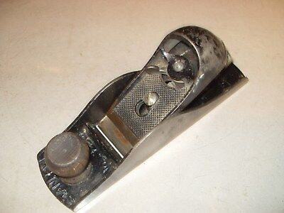 Stanley No.220 Block Plane - Made In England - As Photo