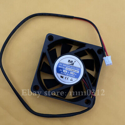 YM  YM1206PHS1 computer chassis CPU cooling fan 6015 12V 0.18A 6015 2pin