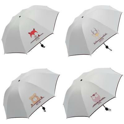 Incognito Folding Umbrella Compact Folding Umbrella Parasol Windproof Waterproof