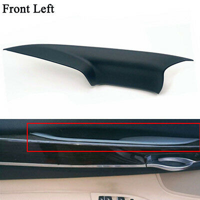 Front Left Door Interior Inner Handle Pull Carrier Cover For BMW 7 F01 F02 08-15