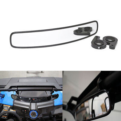 Wide Interior Rear View Race Convex Mirror Side Side Mirror UTV Dirt Mud Offroad