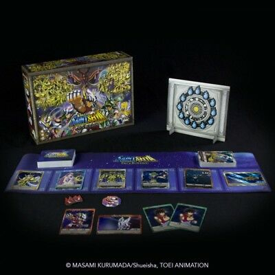 Saint Seiya Le Deck Building BY TSUME