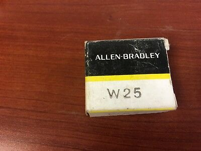 Allen Bradley W25 Heater Element for Thermal Overload Relays New In Box