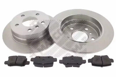 MAZDA ATE BRAKE DISC SET KIT PADS FRONT AXLE VENTED VENTILATED Ø300 31894993