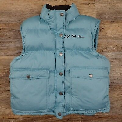 Us Polo Assn Men/'s Classic Athletic Sports Hunting Vest Brown 105215Po Size L