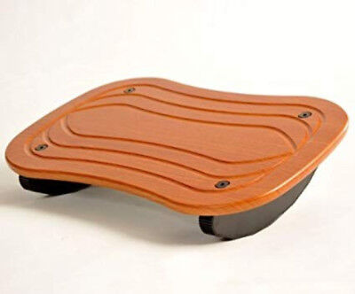 "Sunway Rock 'N Stop Rocking Footrest 3"" Ergonomic Office Foot Rest Stand"