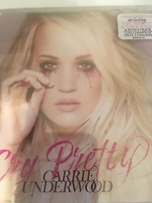 Carrie Underwood Cry Pretty Cd Brand New Hot111