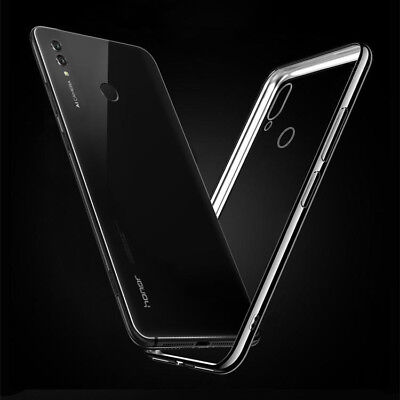 For Huawei Honor Note 10 Honor 8x Max Ultra Thin Clear Gel Skin Case Cover