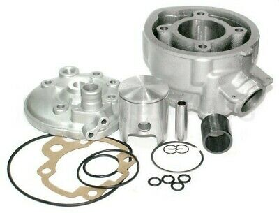 90 MODIFICA D49 TUNING GRUPPO TERMICO TESTA KIT per YAMAHA THUNDERKID 50 AM6
