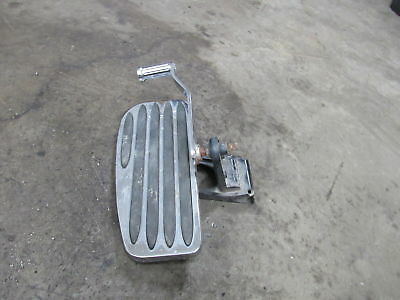 99-03 Yamaha Road Star Xv1600 Left Front Foot Rest Peg Step Js