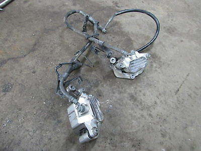 99-03 Yamaha Road Star Xv1600 Right Left Front Brake Caliper Set Pair Calipers