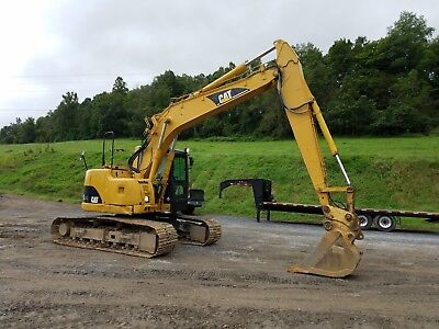 2004 Caterpillar 314C LCR Diesel Excavator Track Hoe Tractor Hydraulic Coupler