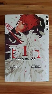 Platinum End 1 - Deutsch - Tokyopop **SEHR GUT**