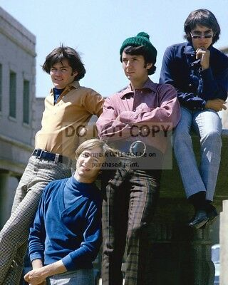 """""""The Monkees"""" - 8X10 Publicity Photo (Bb-279)"""