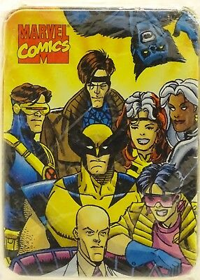 Marvel Comics X-Men Nabisco Collector Tin 1993