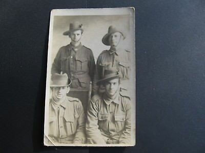 4 ANZAC Soldiers