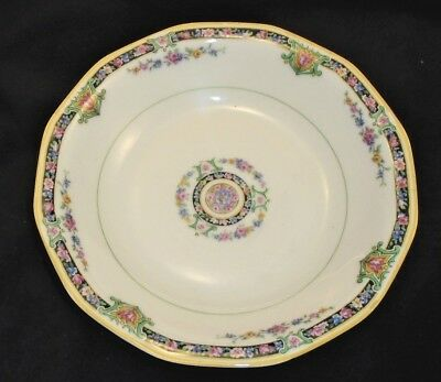 "HAVILAND LIMOGES RARE Pattern #H483-- 7 3/8"" Coupe (no rim) Soup Bowl"