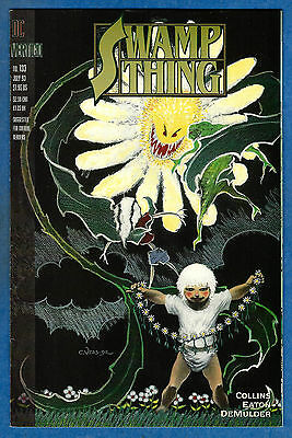 SWAMP THING # 133 (2nd Series) - DC 1993  (fn-vf)