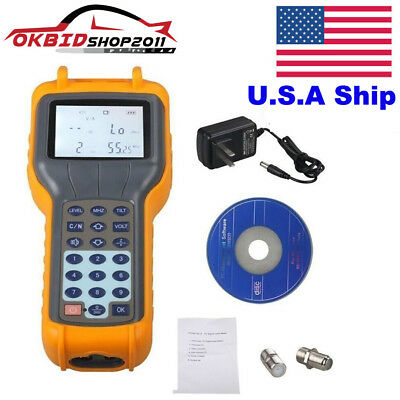 USA Ship RY-S110 RY S110 CATV Cable TV Digital Signal Level Meter Equipment Tool