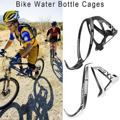 Carbon Fiber Road MTB Bike Bicycle Cycling Water Bottle Holder Rack Cage Adapter