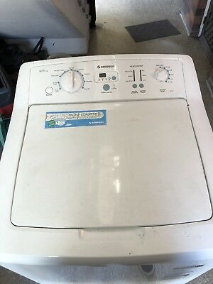 Simpson SWT605SA Washing Machine