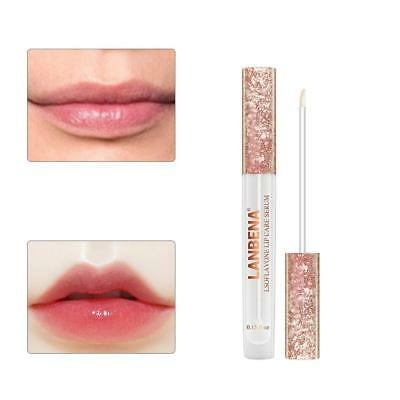 LANBENA Effective Lip Care Serum Lip Plumper Lip Mask Increase Lip Elasticity