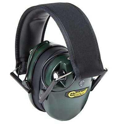 Electronic Hearing Protection Headphones Ear Muffs Noise Shooter Shooting Safety