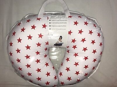 4 In 1 Cuddles Collection Nursing Maternity Pregnancy Breastfeeding Pillow