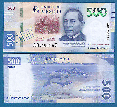 Combine Free! Paper Money: World Mexico 100 Pesos P 124 New 2012 Unc Aa Serie Low Shipping