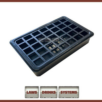 "Plastic Beer Drip Tray Rectangular 5"" x 8"""