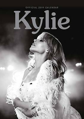 2019 A3 Kylie Minogue Official A3 Calendar Wall Calender