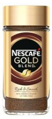 Nescafe Gold Blend Instant Coffee 200G Rich & Smooth