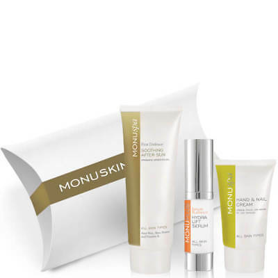 Monu Skin Women's Face And Body Pillow Pack Collection