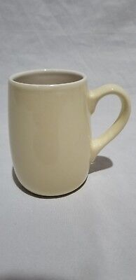 Coors White Porcelain Coffee Mug