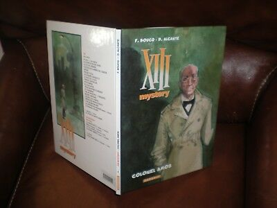 Xiii Mystery Tome 4 Colonel Amos - Edition Originale 2011 Notee Premiere Edition