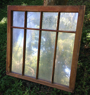 VINTAGE SASH WOOD Reclaimed WINDOW FRAME PINTEREST RUSTIC Antique MIRROR look