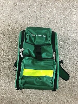 Emergency Response First Aid Kit Bag