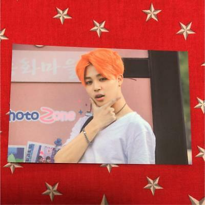 BTS Bangtan Boys official goods RUN Broadcast photocard jimin photo card kpop