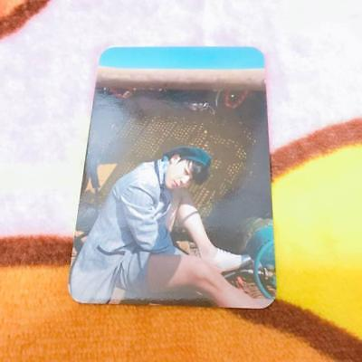 BTS Bangtan Boys official goods young forever JIMIN photocard Taiwan kpop card